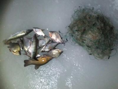 Протягом лютого вилучено 314 кг риби та 151 заборонене знаряддя лову, - Харківський рибоохоронний патруль
