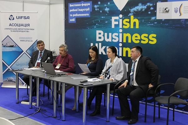 Науковці, представники бізнесу та громадськості зі всієї України обговорили майбутнє рибної галузі, - Держрибагентство